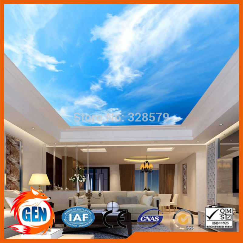 DECORATIVE PVC STRETCH CEILING FILM  (10)