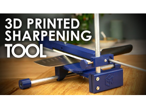 Knife Sharpening Tool V2.1 (with video)