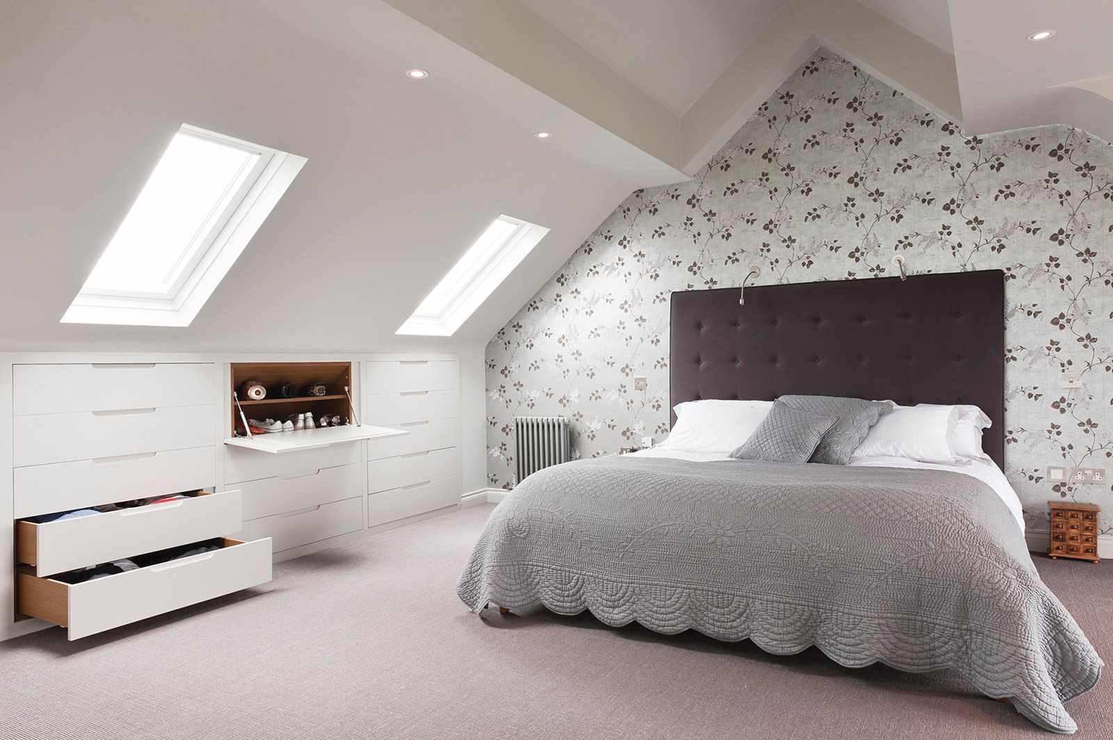 мансардные потолки дизайн фото артистки рассказывают