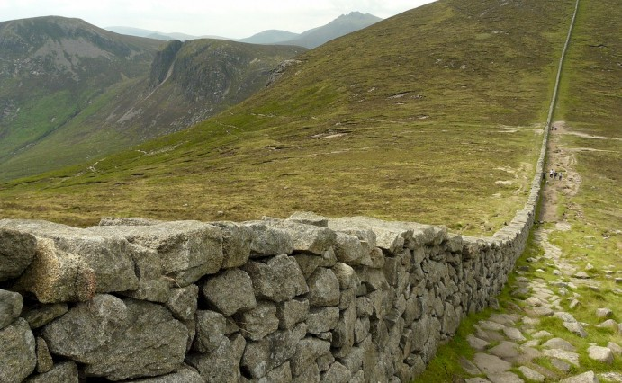 Wall of Mourne