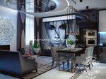 Дизайн интерьера кухня гостиная – 107 Фото (реальные) и 6 Идей (Неочевидные)
