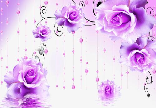 Фотообои сиреневые цветы – Купить фотообои Сиреневые цветы