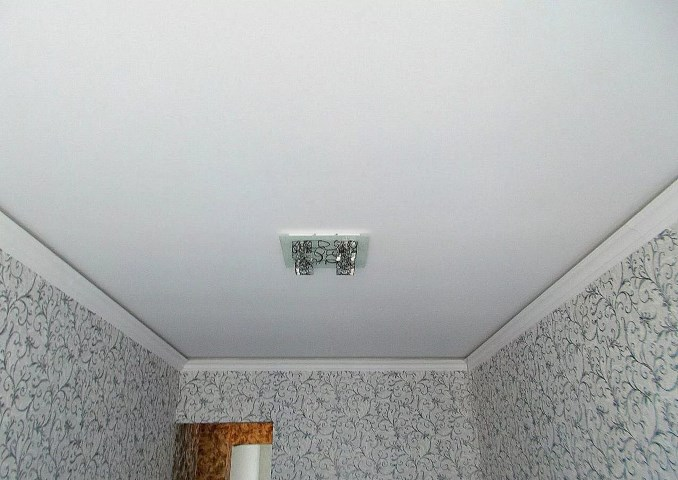 Натяжные потолки фото работ – Ой!